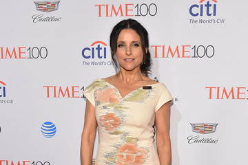 Julia Louis-Dreyfus 2016 Time 100 Gala, Time's Most Influential People in the World - Lobby Arrivals