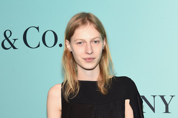 Julia Nobis Tiffany & Co. 2017 Blue Book Collection Gala - Red Carpet