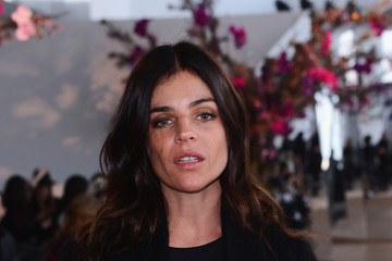 Julia Restoin-Roitfeld Gabriela Cadena Fall/Winter 2015 Runway Show - Front Row & Backstage