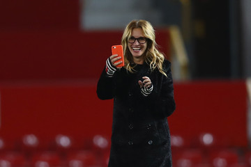 Julia Roberts Manchester United v West Ham United - Premier League
