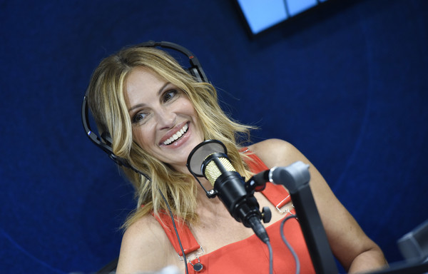 'The Jess Cagle Show' With Julia Roberts Live