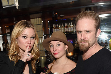 Julia Stiles Urban Arts Partnership at the 15th Annual the 24 Hour Plays On Broadway - After Party