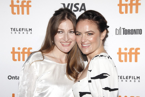 2019 Toronto International Film Festival - 'Dirt Music' Premiere [dirt music,skin,premiere,smile,event,photography,eyewear,style,julia stone,kelly macdonald,l-r,the elgin,toronto,canada,toronto international film festival,premiere]