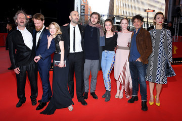 Julia Zange 'My Brother's Name Is Robert and He Is an Idiot' Premiere - 68th Berlinale International Film Festival