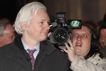 Julian Assange Julian Assange Takes His Extradition Case To The Supreme Court