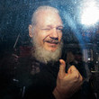 Julian Assange News Pictures Of The Week - April 18