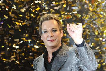 Julian Clary Celebrity Big Brother - Final