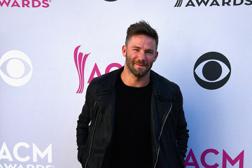 Julian Edelman 52nd Academy of Country Music Awards - Arrivals