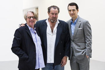Julian Schnabel Julian Schnabel Opens His First UK Solo Exhibit