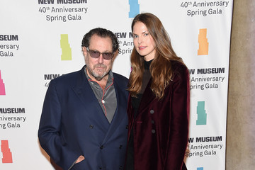 Julian Schnabel New Museum 40th Anniversary Spring Gala
