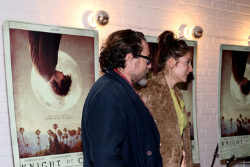 Julian Schnabel 'Knight of Cups' New York Screening