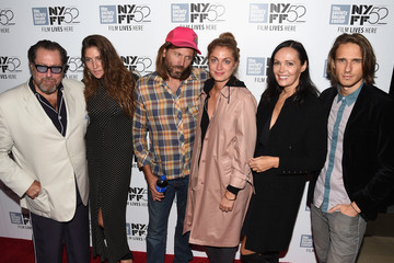 Julian Schnabel 'Heaven Knows What' Premieres in NYC