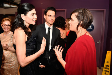 Julianna Margulies American Film Institute's 46th Life Achievement Award Gala Tribute To George Clooney - Backstage