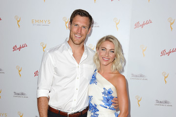 Julianne Hough Brooks Laich Television Academy Hosts Cocktail Reception For The 67th Emmy Award Nominees For Outstanding Choreography