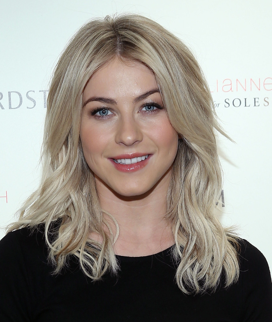 Julianne Hough Makes The Case For Hair Extensions Celebrity Hair