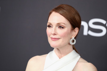 Julianne Moore InStyle And Warner Bros. Golden Globes After Party 2019 - Arrivals