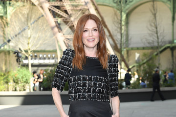 Julianne Moore Chanel : Photo Call - Paris Fashion Week - Haute Couture Fall/Winter 2017-2018