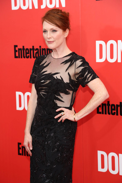 Julianne Moore - 'Don Jon' Premieres in NYC