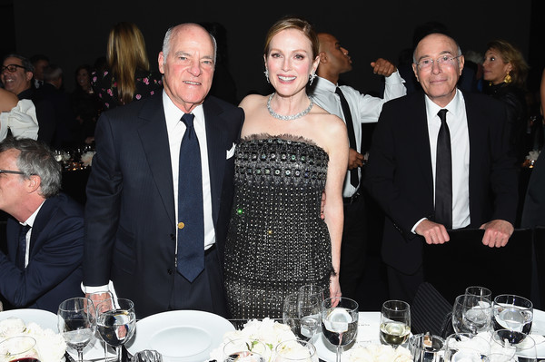 The Museum of Modern Art Film Benefit Presented By CHANEL: A Tribute to Julianne Moore - Inside