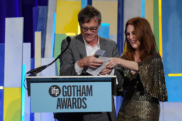 Julianne Moore Todd Haynes IFP's 25th Annual Gotham Independent Film Awards - Show