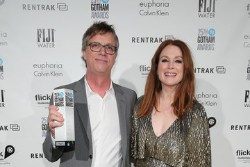 Julianne Moore Todd Haynes IFP's 25th Annual Gotham Independent Film Awards - Backstage