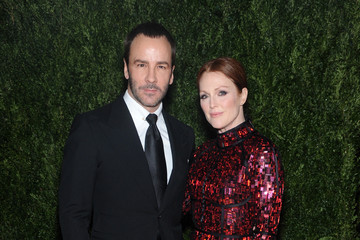 Julianne Moore Tom Ford CFDA and Vogue Fund Reception