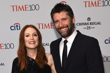 Julianne Moore TIME 100 Gala, TIME's 100 Most Influential People In The World - Cocktails