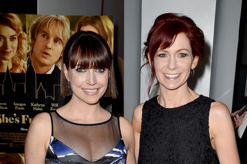 Julie Ann Emery Stars Arrive for the Premiere of Lionsgate's 'She's Funny That Way'
