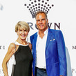 Julie Bishop 2019 Crown IMG Tennis Party
