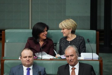 Julie Bishop Question Time In House of Representatives