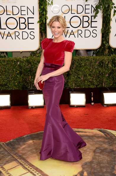 Julie Bowen - 71st Annual Golden Globe Awards - Arrivals