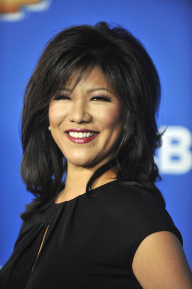 Julie Chen Julie Chen attends the CBS event