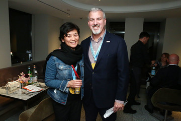 Julie Chen Shabbat Dinner Hosted By Martha Stewart With Mark Strausman And Jake Dell Sponsored By Ferguson Bath, Kitchen & Lighting Gallery Part Of The Bank Of America Dinner Series Presented By The Wall Street Journal