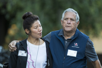 Julie Chen Annual Allen And Co. Meeting In Sun Valley Draws CEO's And Business Leaders To The Mountain Resort Town