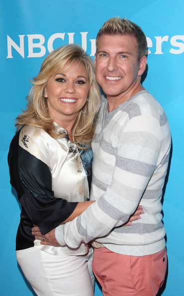 Julie Chrisley Julie chrisley - nbcuniversal's 2014 summer tca tour: day 2
