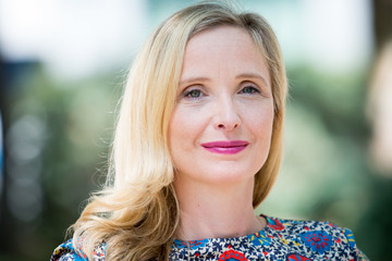 Julie Delpy Actress Julie Delpy Attends 'Lolo' Photocall