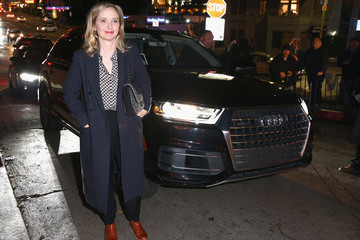 Julie Delpy Audi Arrivals at W Magazine's Best Performances Party