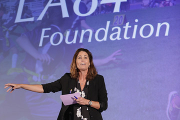 Julie Foudy 5th Annual LA84 Foundation Summit