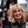 Julie Gayet 'Les Plus Belles Annees D'Une Vie' Red Carpet - The 72nd Annual Cannes Film Festival