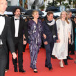 Julie Gayet 'Blackkklansman' Red Carpet Arrivals - The 71st Annual Cannes Film Festival