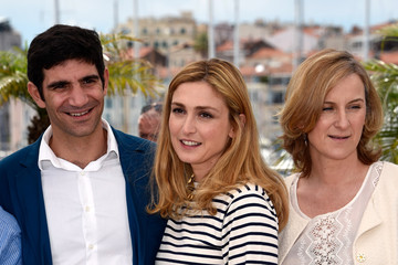Julie Gayet 'Love' Photocall - The 68th Annual Cannes Film Festival