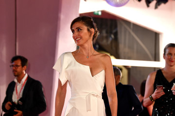 Julie Gayet The Insult (L'Insulte) Premiere - 74th Venice Film Festival