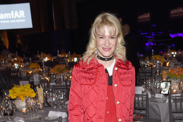 Julie Macklowe 19th Annual amfAR New York Gala - Inside