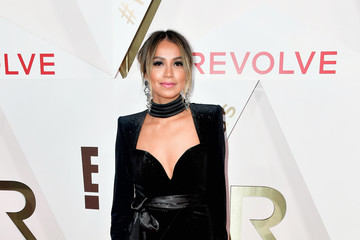 Julie Sarinana #REVOLVEawards - Arrivals