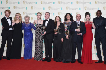 Julie Walters EE British Academy Film Awards - Winners Room