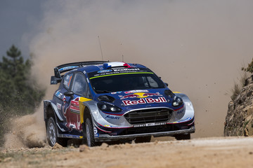 Julien Ingrassia FIA World Rally Championship Portugal - Shakedown