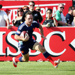 Julien Saubade Emirates Dubai Rugby Sevens: HSBC Sevens World Series - Day Two
