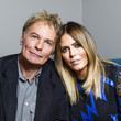 Julien Temple Patsy Kensit Attends 'Absolute Beginner's' Screening & Q&A At The BFI Southbank