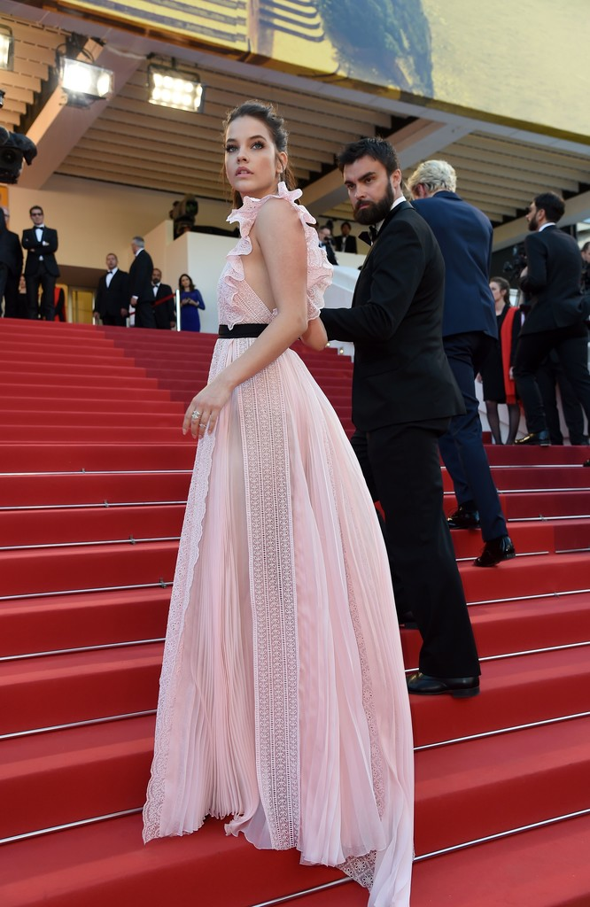 Barbara palvin in 39 julieta 39 red carpet arrivals the 69th annual cannes film festival zimbio - Barbara palvin red carpet ...