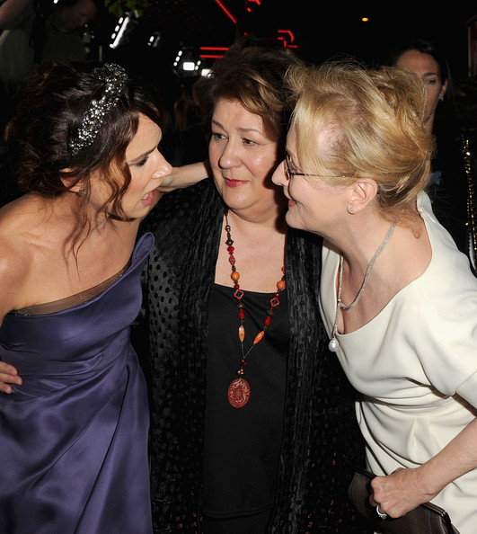 Juliette Lewis and meryl streep